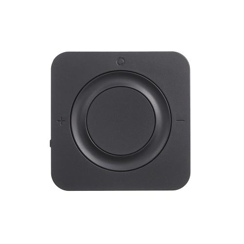 Receptor inalámbrico Transmisor BT 5.0 Adaptador de audio de fibra óptica SPDIF 3.5mm AUX y RCA Adaptador inalámbrico para TV / Altavoz / Auriculares