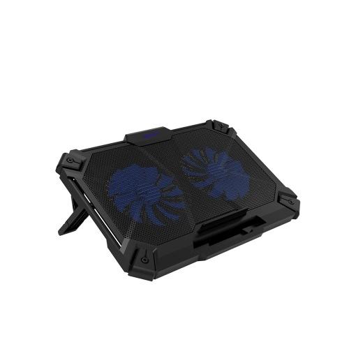 COOLCOLD K24 Laptop USB 2 Cooling Fans