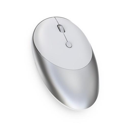 HXSJ T36 Три Режима BT 3.0 + 5.0 + 2.4G Беспроводная Мышь Silm Silent Дизайн Аккумуляторная Оптическая Мышь Для iPad PC Ноутбука