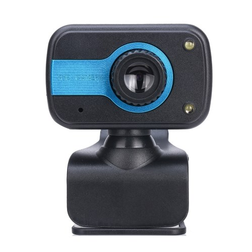 USB 2.0 12.0 Megapixel Digital Web Camera Clip-on with Microphone for Laptop Desktop Video Calling
