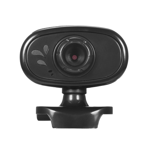 0.3 Megapixels High-definition Web Camera Clip-on USB Webcam for PC Laptop Computer Desktop