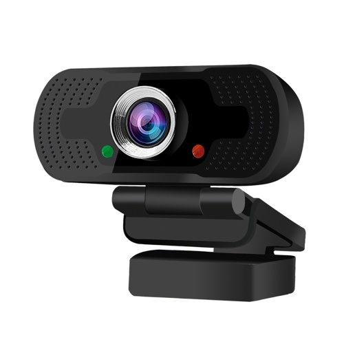 1080P USB High Definition Webcam PC Computer Camera Video Recor Built-in Microphone