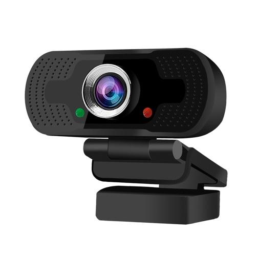 Microfono incorporato 1080P USB Videocamera PC ad alta definizione Webcam Videocamera Computer