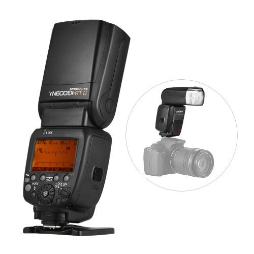 YONGNUO YN600EX-RT II professionelle kreative TTL Master Blitz Speedlite Transmitter für Canon-Kameras