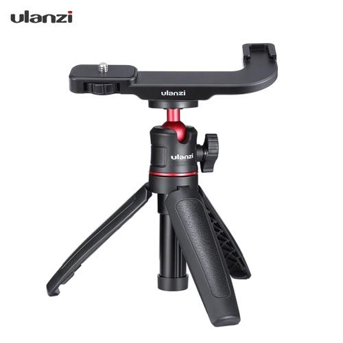 ulanzi MT-08 Mini trépied de bureau extensible support de photographie à main
