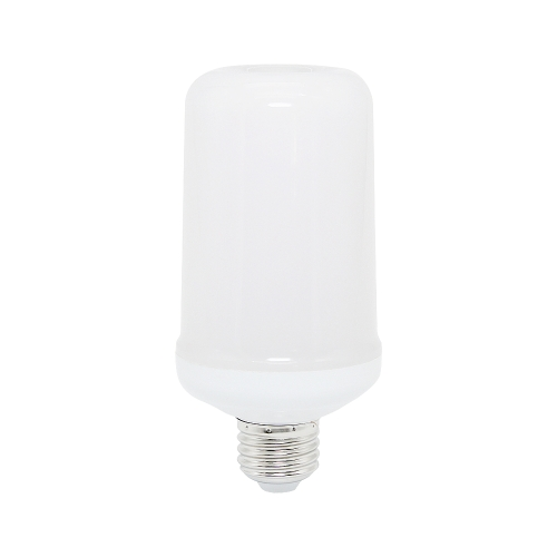 TOMTOP / 5PCS SMD2835 LED Flame Flickering Effect Light Bulbs