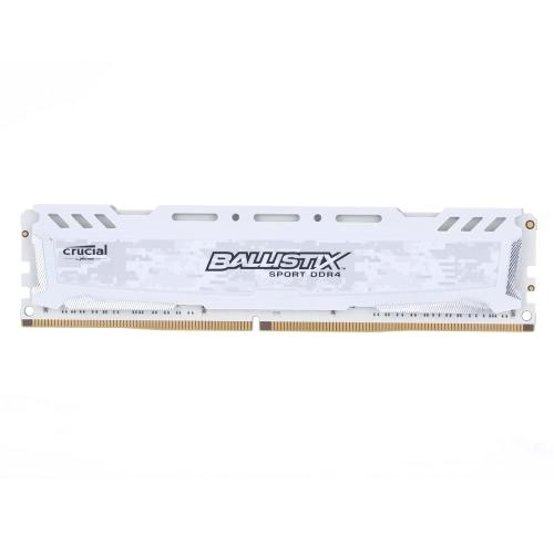 Crucial Ballistix Sport LT DDR4 Memoria 8GB per Desktop BLS8G4D240FSC