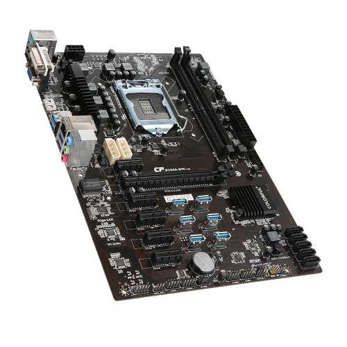 Colorful C.B250A-BTC V20 Motherboard Systemboard ...