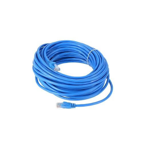 Câble de raccordement réseau 3 FT Cat5e 550MHz 10Gbps Cordon de réseau informatique RJ45