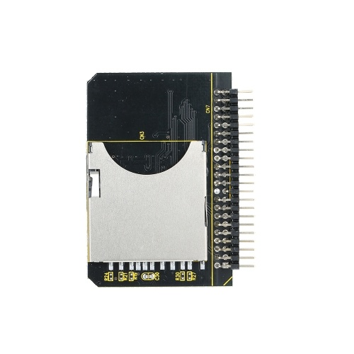 SD to IDE 2.5'' Notebook 44-Pin Adapter Card Converter SD 2.0