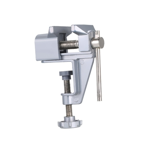 30mm Light Table Vice Aluminum Alloy Craft Clamp Varied Tool Vice for Handcraft
