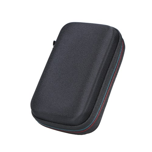 EVA Travel Carrying Bag Protective Cover Hard Case Storage for Samsung T5 SSD with Zipper