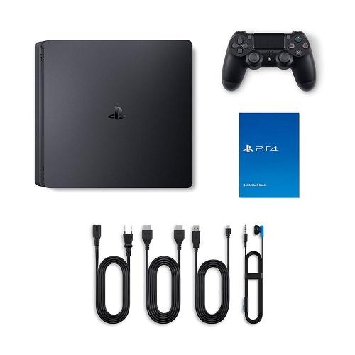 Play Station 4 Slim Console 500GB Black