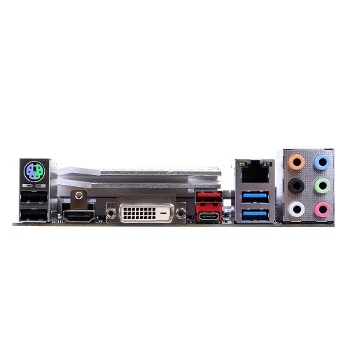 Красочная CVN Z390M GAMING V20 Материнская плата для игровых плат Системная плата Intel LGA 1151 порт Кофейный Lake-S DDR4 Процессор DVI + HDMI MATX PCI-E 3.0 Turbo M.2 Слот расширения
