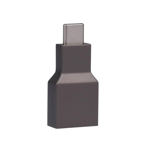 Adattatore da Tipo C a HD Convertitore USB-C Plug & Play 4K a 30hz per computer portatile