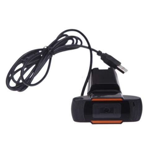 A870 Drehbare Webcam 500W Bild USB 2.0 PC Digitalkamera Videoaufnahme mit Mikrofon 1,5M Kabellänge