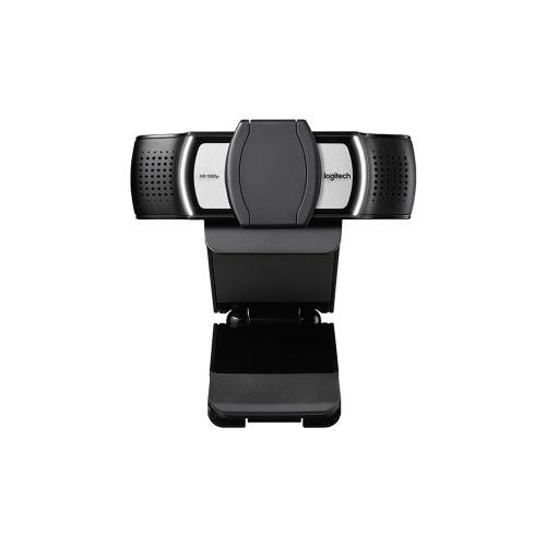 Logitech C930e C930C Business Webcam 1080P H.264 Videoconferenza Computer Portatile Monitor Videocamera Insegnamento online Autofocus Web Cam Videocamera Clip con microfono