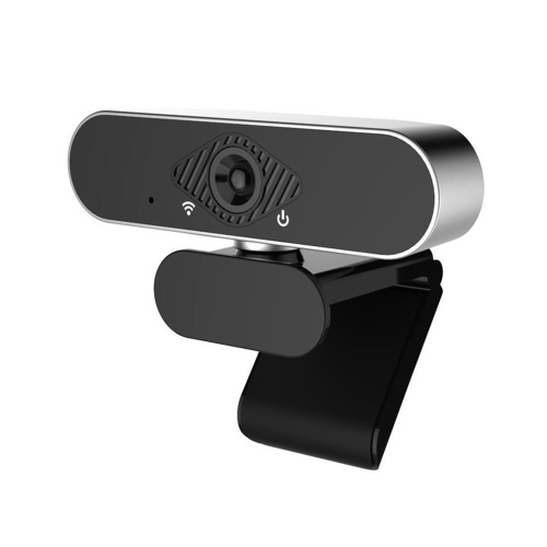 1080P Full High Definition Webcam Wide Angle Lens USB Web Camera with Built-in Microphone for Desktop PC Laptop Notebook