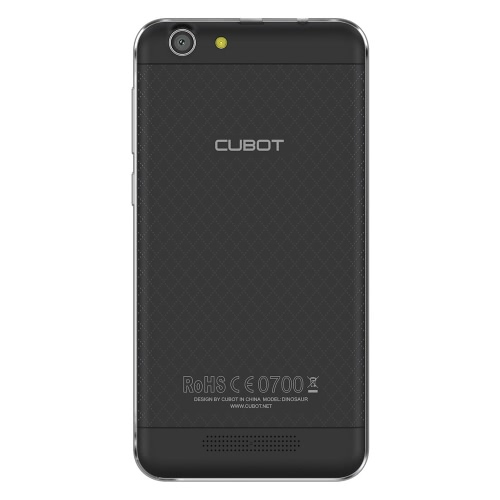 CUBOT Dinosaur 4G FDD-LTE 2.5D 5.5 HD 64bit MTK6735 3GB + 16GB 5 + 13MP Android 6.0 4150 mAh + CUBOT Dinossauro + cartão 32GTF + fone de ouvido + Bobina Winder + Wipe coth + Ring holder Gift Package