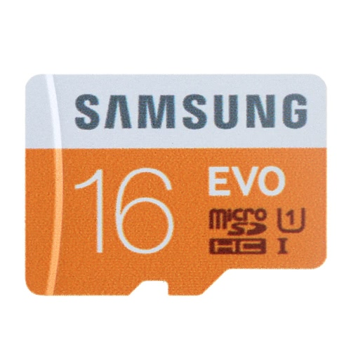 SAMSUNG UHS-I Class 10 16GB 48MB/s High Speed MicroSD Memory Card with Adapter for Phone Tablet Camera