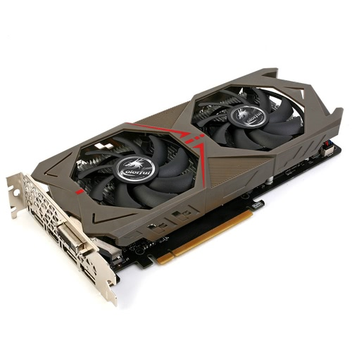 Scheda grafica NVIDIA GeForce GTX 1060 colorata