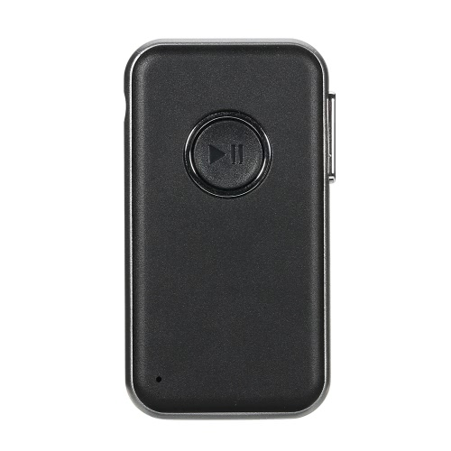 Mini BT 4.1 Receptor BT Adaptador auxiliar de carro Adaptadores de áudio mãos livres sem fio Adaptador de áudio multiponto com porta AUX de 3,5 mm para áudio doméstico / carro Áudio estéreo Sistemas de som de transmissão de música