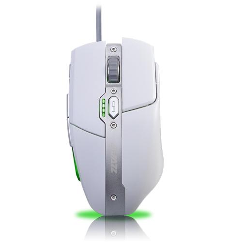 Ajazz AJ330 Professional E-esporte Gaming Mouse Backlight 3500 DPI Alta Precisão Sensor Infravermelho Com Fio De Metal Mouse