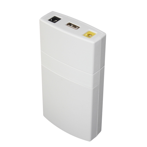 GM322 Biała mini zasilacz UPS Power Protection