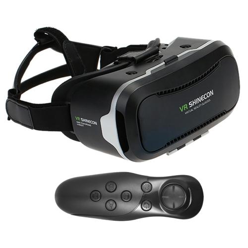 VR SHINECON 2.0 Réalité Virtuelle Lunettes 3D VR Box Headset