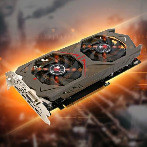 Colorful NVIDIA GeForce GTX 1060 GPU 6GB 192bit