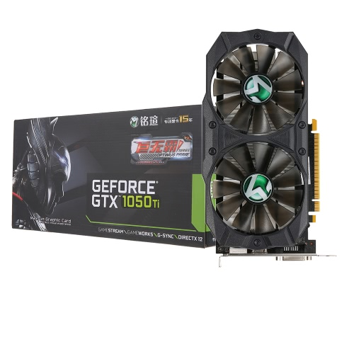 MAXSUN GeForce GTX1050Ti 4G Esport Gaming Video Graphics Card