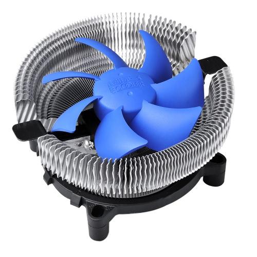PCCOOLER 90mm 3pin Silent Cooling CPU Ventilador dissipador de calor