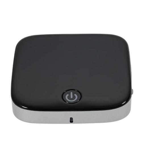 BT 4.1 Nadajnik i odbiornik 3.5mm AUX Bezprzewodowa karta dźwiękowa Cyfrowe optyczne TOSLINK i SPDIF aptX Niskie opóźnienia dla telewizora Dom / Samochodowy dźwięk Stereo Muzyka Streaming System dźwiękowy