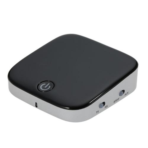 BT 4.1 Transmissor e receptor 3.5mm AUX Wireless Audio Adapter