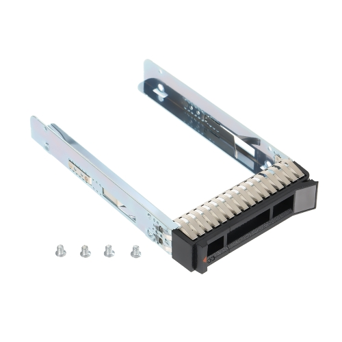 "Sostituzione 2.5 ""SAS SATA HDD Tray Caddy Rack per unità disco rigido per IBM X3250 X3550 X3650 M5 X3850 X3950 X6 M6 Series Support Part 00E7600 L38552"