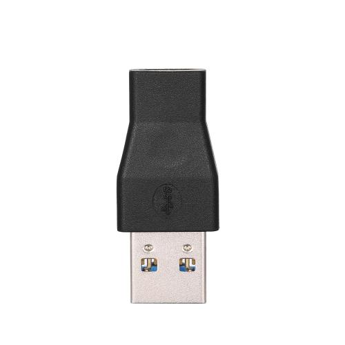 USB 3.1 Tipo C Adaptador USB 3.0 Macho para USB-C Feminino OTG Converter for Macbook para xiaomi mi5 mi6 para samsung galaxy s8 plus para huawei