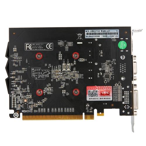 Kolorowe karty graficzne GeForce GT730K 902 MHz 2G GDDR5 64-bitowe karty PCI-E 2.0 z portem HDMI VGA DVI