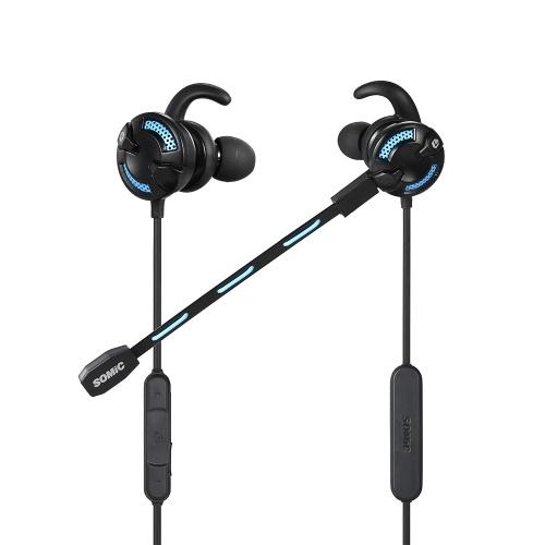 Somic G618PRO Wireless BT4.1 Gaming & Sports Headphones
