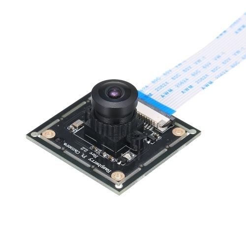 Pixel grandangolare per fotocamera 5M Pixel compatibile con Raspberry Pi 3 Modello B / B +