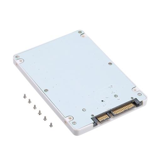 1.8'' Micro SATA SSD to 2.5''SATA HDD Adapter Card  MSATA to SATA Converter Card