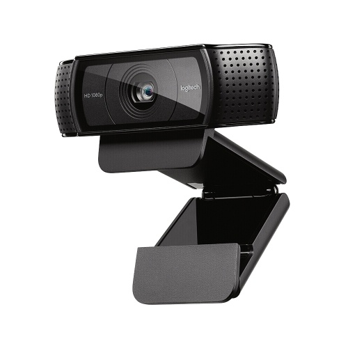 Logitech C920e 1080P HD Video Webcam Computer Laptop PC Camera for Video Calling and Recording Auto-focusing