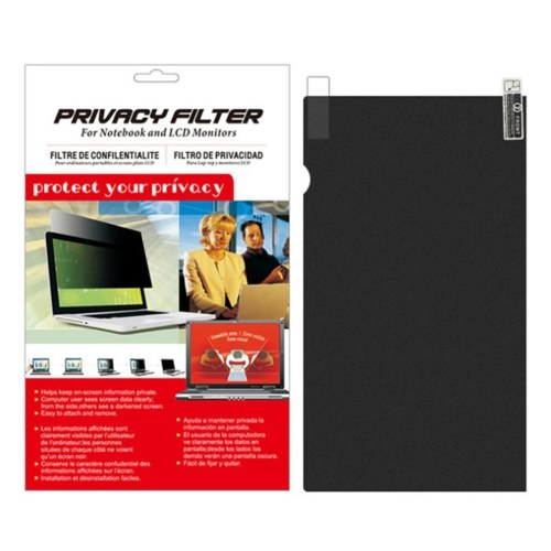 19 inch P-rivacy Filter Anti-glare Protective Film With Gap for Laptop Notebook Screen