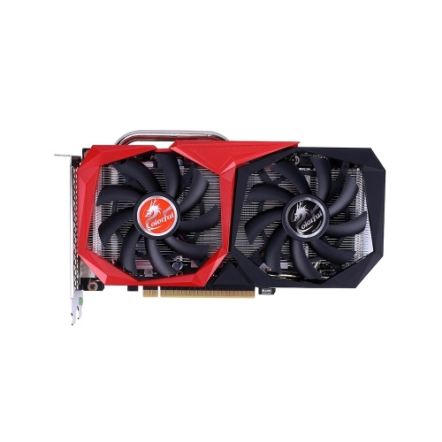 Colorful GeForce GTX 1660 SUPER NB 6G Graphic Card 1785MHz GDDR6 6GB B192Bit Heat Dissipation Gaming GPU