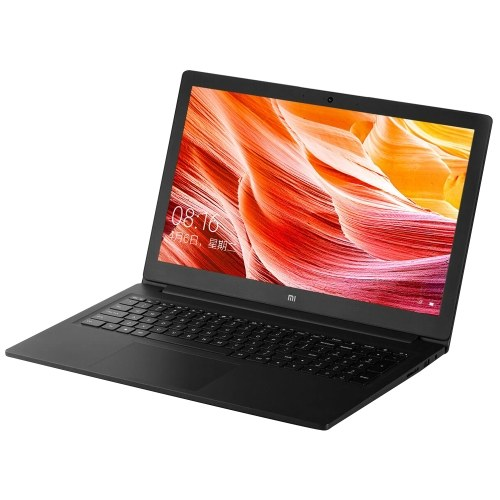 Xiaomi 2019 15,6-Zoll-Laptop Intel Core I7-8550U 16 GB Notebook Zweikanal-DDR4-RAM 512 GB SATA-SSD-ROM NVIDIA GeForce MX110 2G GDDR5-Grafik Windows 10