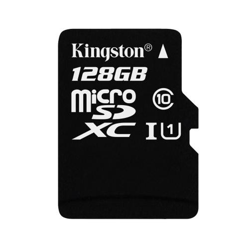 Kingston Klasse 10 128GB MicroSDHC TF Flash-Speicherkarte