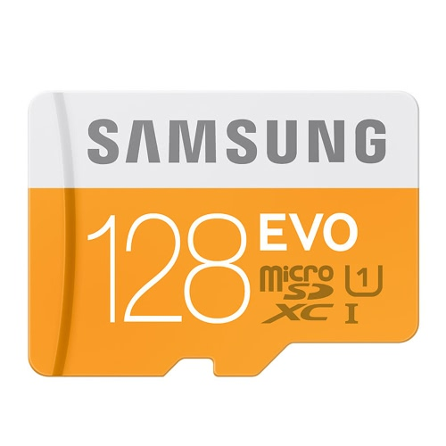 SAMSUNG MicroSDXC UHS-I Class 10 128GB TF Flash Memory Card,limited offer $49.99