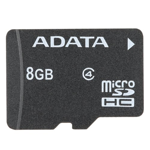 ADATA Class 4 8GB 14MB/s High Speed MicroSDHC TF Flash Memory Card for Phone Tablet Camera