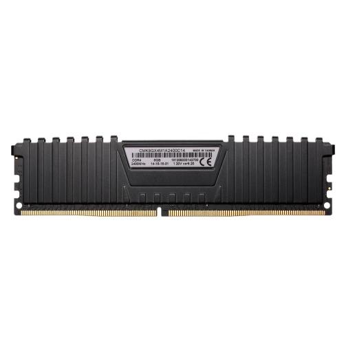 قرصان الانتقام لبس 8GB (1 * 8GB) DDR4 درام 2400MHz C14 ذاكرة الوصول العشوائي