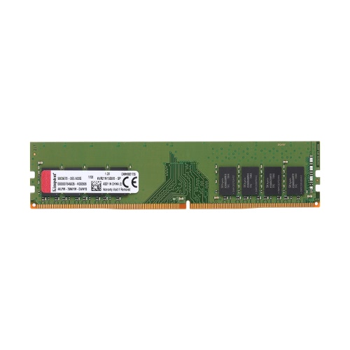 Kingston ValueRAM 8GB 2133MHz DDR4 PC4-2133 não ECC CL15 1.2V 1Rx8 288 pinos DIMM Memória Desktop KVR21N15S8 / 8-SP