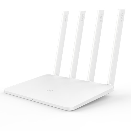 Xiaomi MI WiFi Wireless Router 3 1167Mbps WiFi Repeater 4 Antenas 2.4G / 5GHz 128MB ROM Dual Band APP Control
